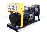 30 ква сертификат ISO Yangdong ультра тихие дизельных генераторах для использования в режиме ожидания