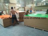Panel de fibras de madera ULTRAVIOLETA lustre puro del color del alto para la decoración y los muebles