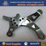 Peças de pé ajustáveis usinadas CNC para motocicleta