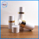 Venda por grosso de 50ml cosméticos loção do cilindro garrafa de plástico PET