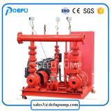 Pompa antincendio standard del motore diesel 750gpm di Nfpa con il prezzo di fabbrica