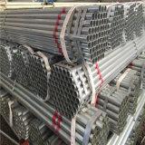 Luz quente do tubo de aço galvanizado com revestimento de zinco fabricado na China
