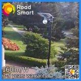 4개의 일 최빈값 지능적인 LED 태양 거리 정원 또는 벽 빛