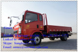Camion piano chiaro del carico di tonnellata 4X2 di Sinotruk HOWO 5