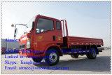 Sinotruk HOWO 5トンの軽トラック4X2の軽い貨物トラック