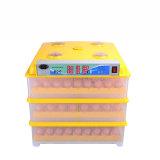 De volledige Automatische Mini Goedkope Prijs van de Incubator van het Ei van de Kip voor Verkoop