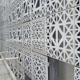Motif de l'extérieur evider bardage façade décorative (KH-CW-59)