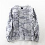 2019 Commerce de gros de haute qualité plaine lourd du hip-hop pull Mens Hoodie Sweat-shirt camo de camouflage personnalisé avec votre étiquette