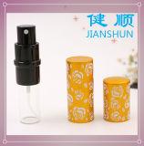 Padrão Alumínio Perfume Spray Bottle Cosmetic Bottle