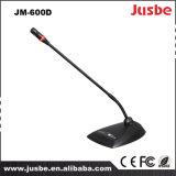 Sistema de conferencia audio sin hilos de Jm-600c Mic con el presidente y el delegado