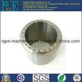 Ricambio auto di titanio lavorante di CNC di buona precisione