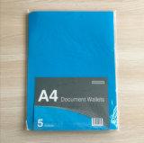 Dobrador de arquivo das carteiras do original das fontes de escritório A4