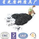 Medias de filtrage de raffinage de charbon anthracite pour l'usine de traitement des eaux