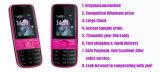 "Original para Nokia 2690 1.8 "" teléfonos móviles de 0.3MP G/M"