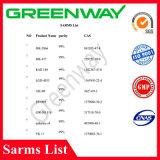 Фармацевтические химический порошок Sarms sr9009 для культуризм дополнений