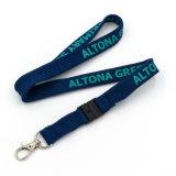 Cordon d'tubulaire Logo avec du ruban de verrouillage de sécurité pivotant courte sport d'alimentation de l'attache crochet