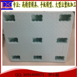 Palete de blocos de plástico, palheta de sopro, palete PE