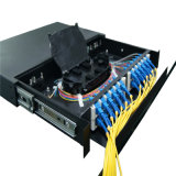 19 el panel de corrección de fibra portuario del Sc LC 48 de la pulgada con el color 2
