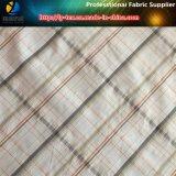75D*75D Yarn-Dyed布、100%Polyesterヤーンによって染められるファブリック