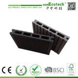 Scheda composita di plastica di legno Crack Anti- vuota di Decking