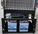 50квт электрической Weifang портативный источник питания генератора дизельного топлива дизельного двигателя