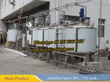depósito mezclador de acero inoxidable de alta velocidad de 1000L depósito mezclador