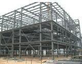 De la estructura Pre-Dirigida de China puente, de acero/edificio anticorrosión del taller de la fábrica