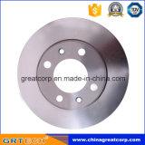Df2581 caliente de la venta del freno de disco trasero para Citroen