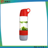 Haut-parleur extérieur imperméable à l'eau de Bluetooth de bouteille d'eau