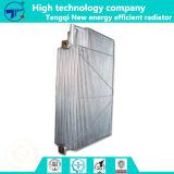 Radiador aletado HDG del transformador