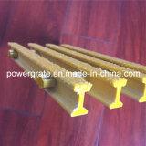 Grating da fibra de vidro de Pultruded FRP