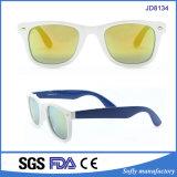 2017 óculos de sol protetores do desenhador UV400 dos miúdos com segurança macia de borracha