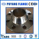 Flangia forgiata del collo della saldatura dell'acciaio inossidabile (PY0054)