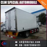Camion caldo di Isuzu Refrigerator Cooling Van Refrigeration Van di vendite della Cina