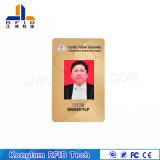 Cartão esperto personalizado do OEM RFID de RoHS