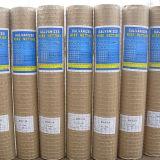 Hoja de alambre de malla de alambre soldada galvanizada y alambre de hormigón