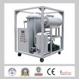Máquina de filtro de aceite para transformador de una etapa