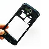 voor Rug die van de Vatting I9295 van de Melkweg van Samsung S4 de Actieve I537 Midden MiddenPlaat huisvesten