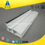 Profilé en PVC Co-Extrusion Fixed Frame for Sliding Window