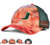 Шлем задней части сетки крышки водителя грузовика печатание конструкции высокого качества
