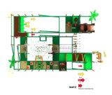 Parque de Diversões alegrar Jungle Tema equipamentos de playground coberto 20130910-003-Wu-1-1