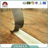 De colle étage flexible de planche de vinyle vers le bas