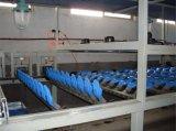 Перчатки латекса покрынные ладонью работая для среднего восточного рынка