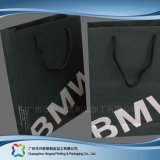 Saco de papel customizável para o perfume cosmético do presente do alimento do fato (xc-bgg-006)