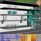 Para o mercado da Tanzânia de 50t/D moinho de farinha de milho