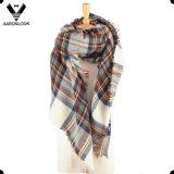 Горячей шарф шали решетки Tartan сбывания Multicolor проверенный шотландкой оптовый Blanket квадратный
