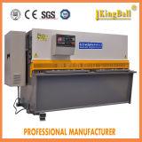 Máquina de estaca, máquina de corte do pêndulo hidráulico do CNC (séries de QC12K)