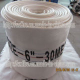 Mangueira de combate a incêndio em PVC para segurança