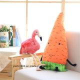 Het aangepaste Stuk speelgoed van de Flamingo en van de Ooievaars van de Pluche