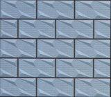 Mattonelle esterne di costruzione 100X200mm piacevoli della parete di ceramica